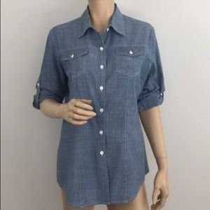 NWT Anthropologie: Hester & Orchard top